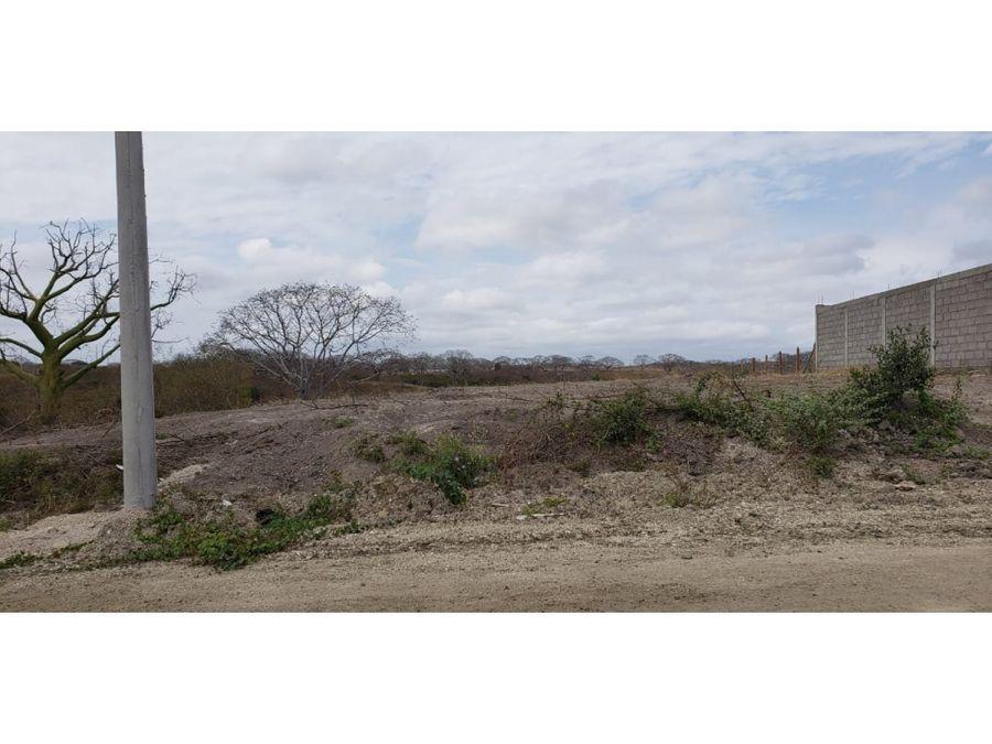 lote para desarrollar proyecto inmobiliario en manta azul manta
