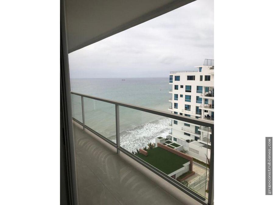 departamento amoblado vista al mar en ibiza manta