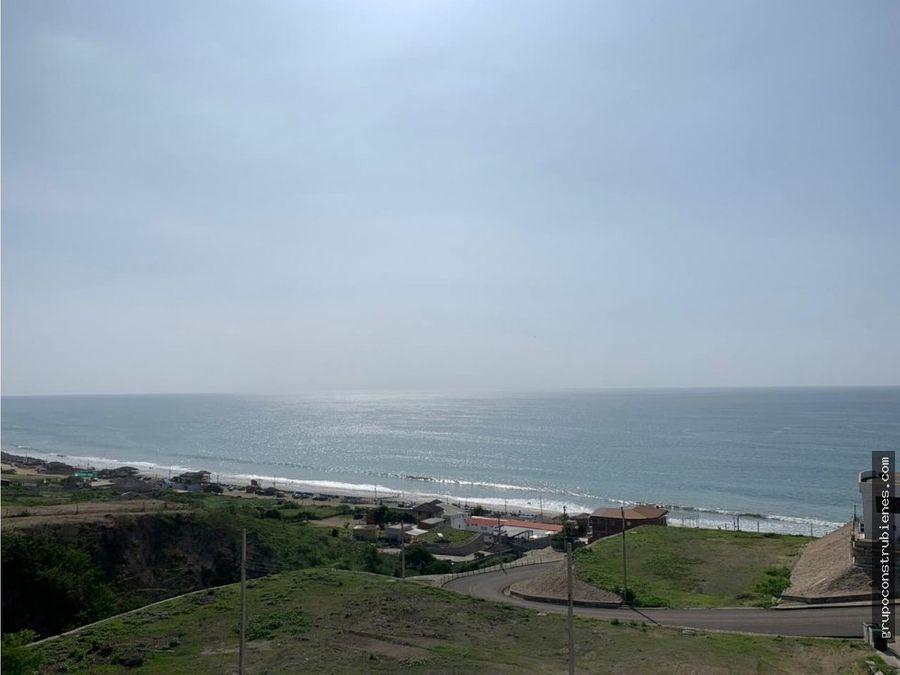 casa inteligente vista al mar en santa marianita