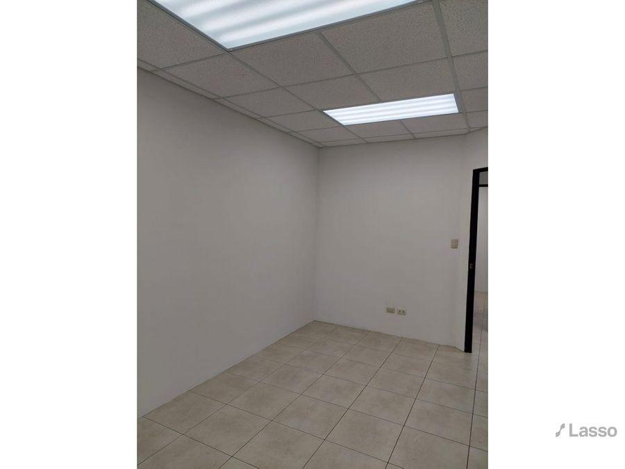 oficina en domani zona 15 508mts2 renta