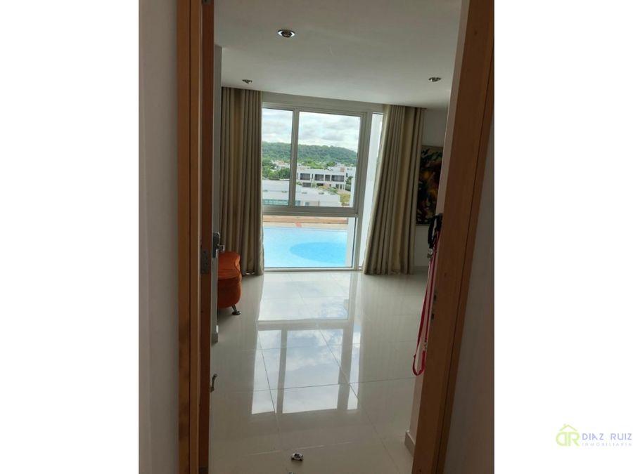 cartagena penthouse en venta zona norte