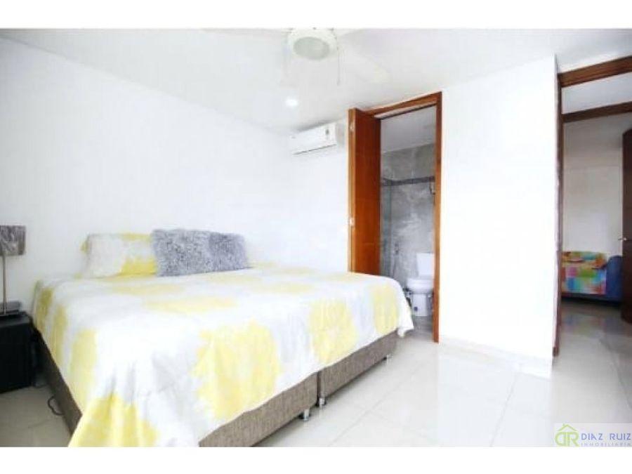 cartagena apartamento venta manga