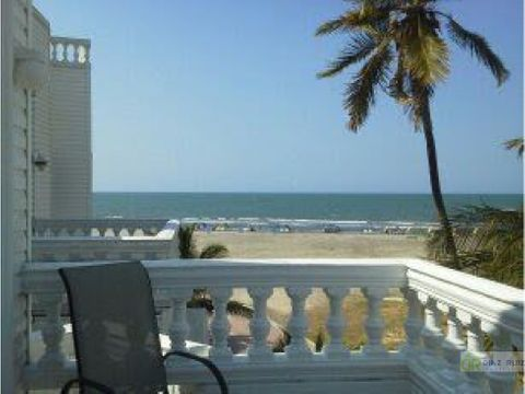 cartagena casa arriendo cielo mar por dias