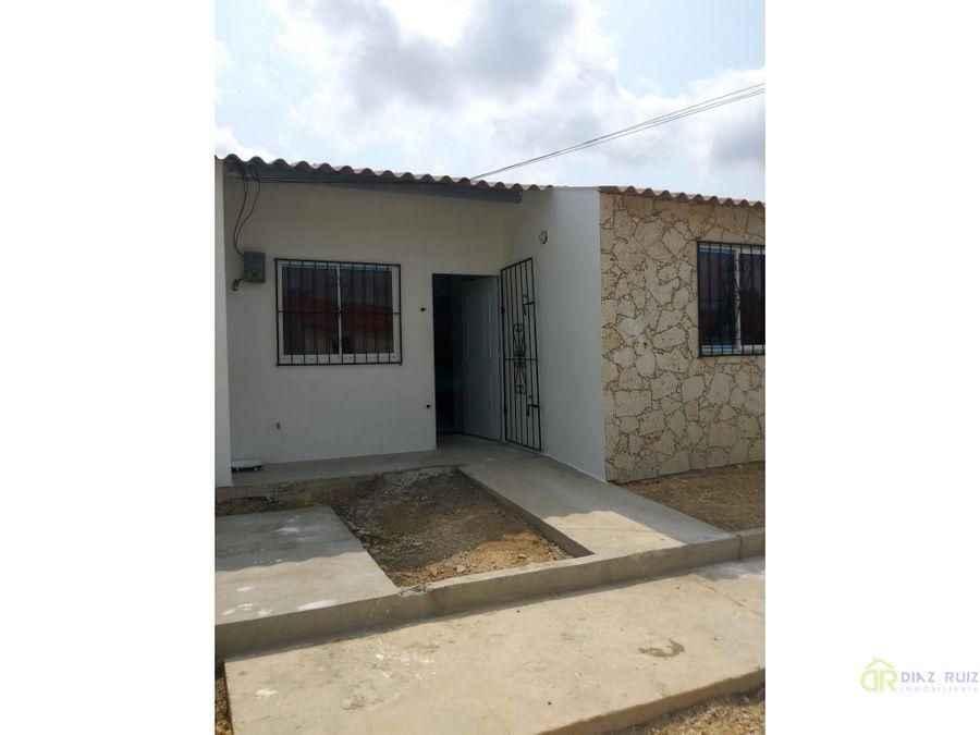 casa en venta bonanza turbaco