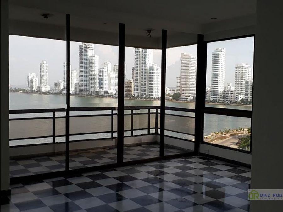 cartagena venta de apartamento bocagrande