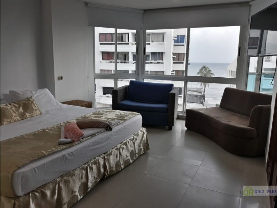 cartagena apartamento en arriendo laguito