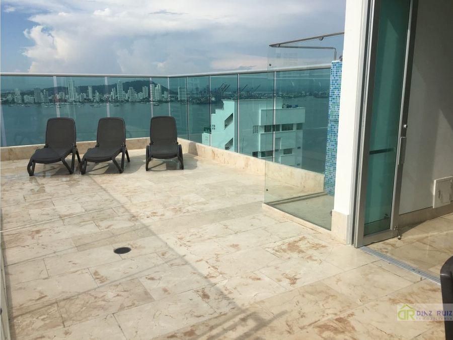 cartagena apartamento en venta en castillogrande