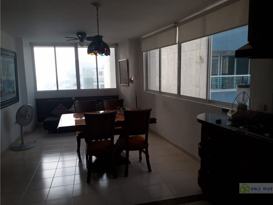 cartagena apartamento arriendo laguito