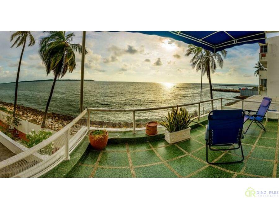 cartagena apartamento en venta laguito