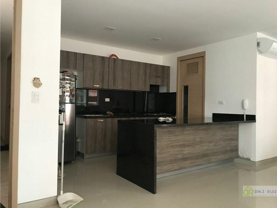 cartagena apartamento en arriendo marbella