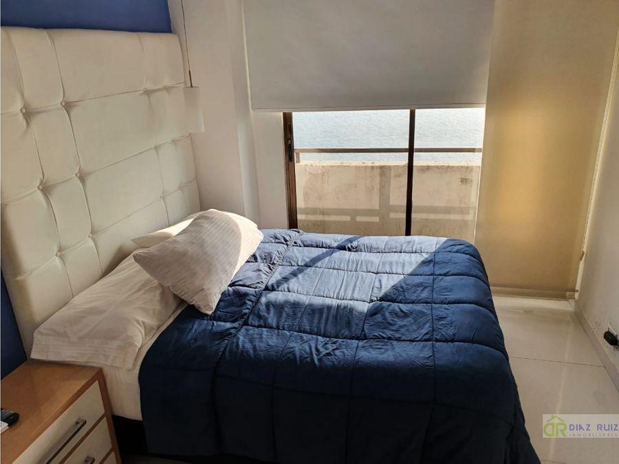 cartagena apartamento arriendo por dias laguito