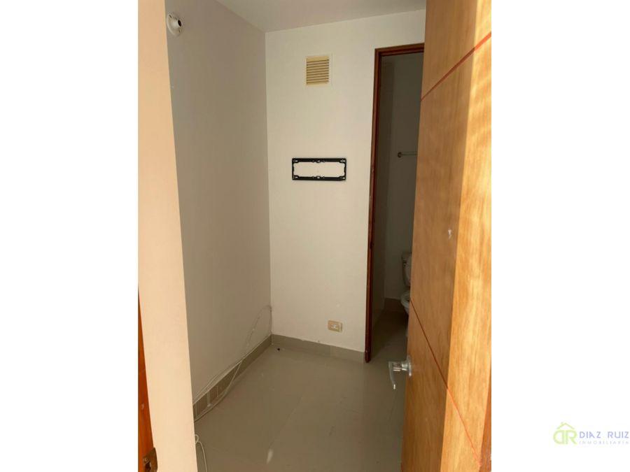 cartagena apartamento en arriendo laguna club