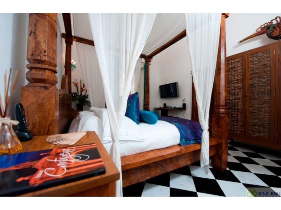cartagena venta hotel centro santo domingo