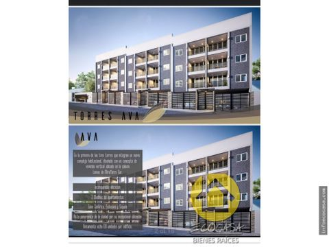 venta de apartamentos en miraflores torre ava