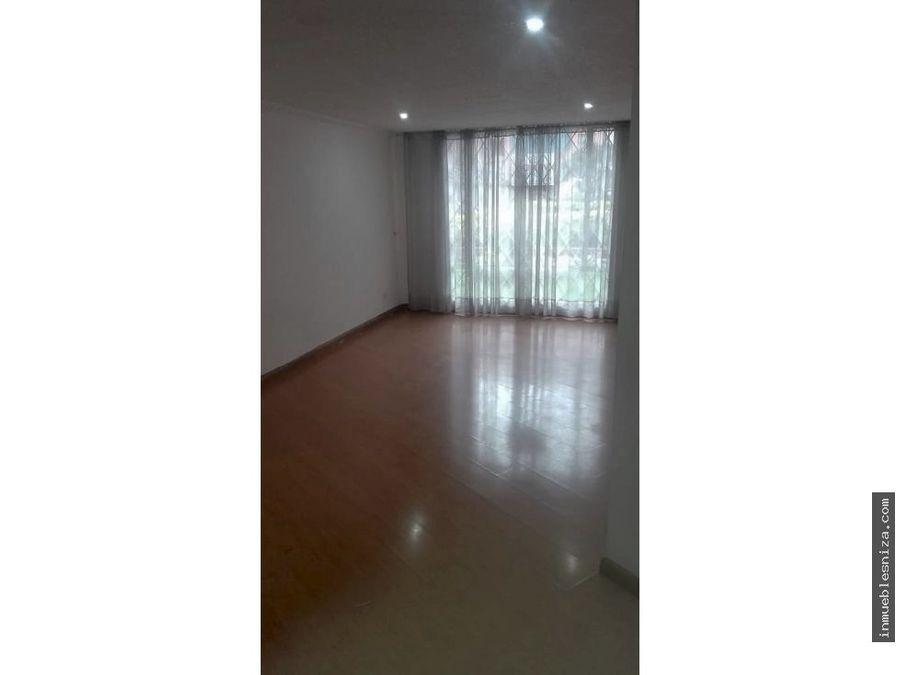 venta apartamento rafael nunez primer piso
