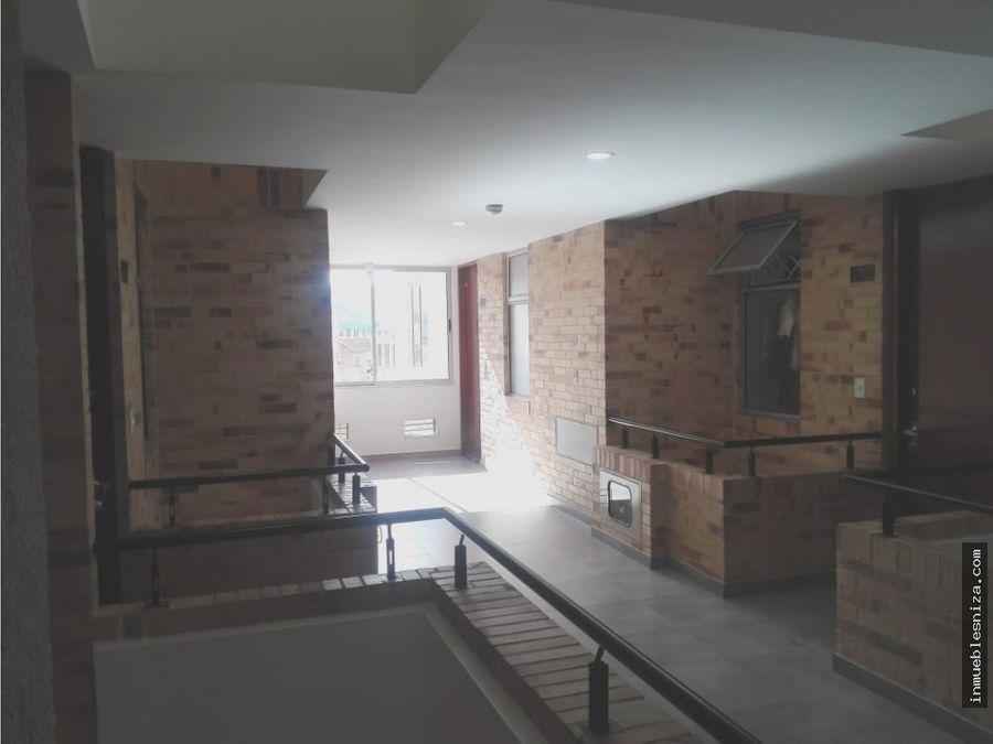 venta apartamento pinares de chia piso 4