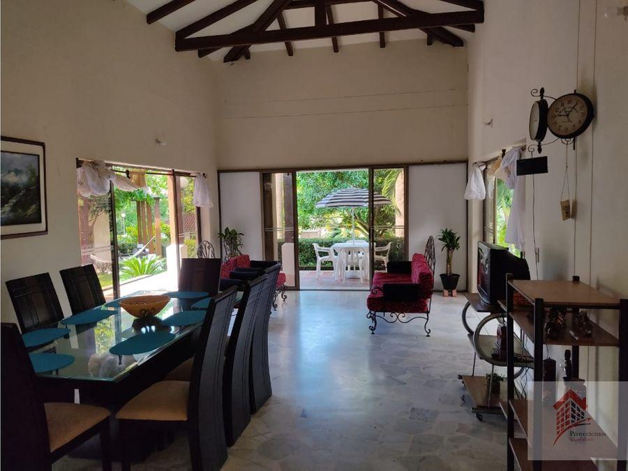 arriendo casa campestre en condominio cerrado yaguara huila