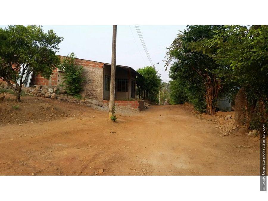 venta de casa lote en granjas comuinitarias neiva