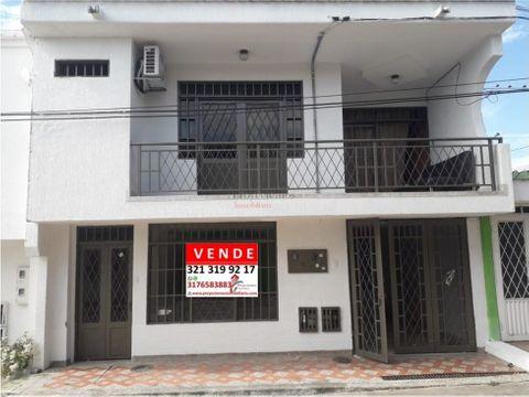 venta casa con apartamento en victor felix neiva