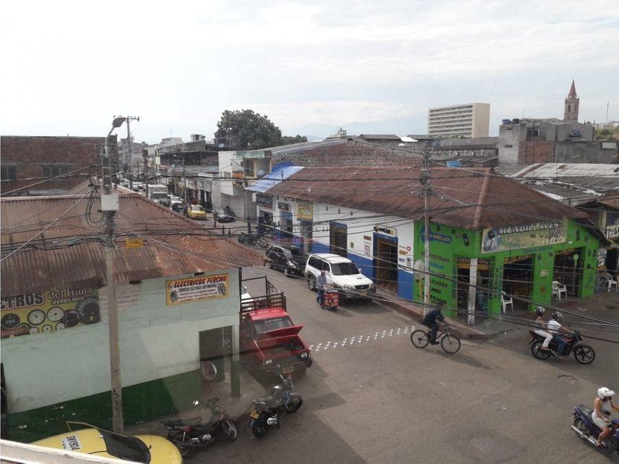 venta de locales en el centro neiva