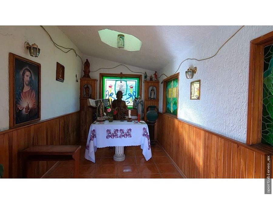casa de campo en tlaquepaque