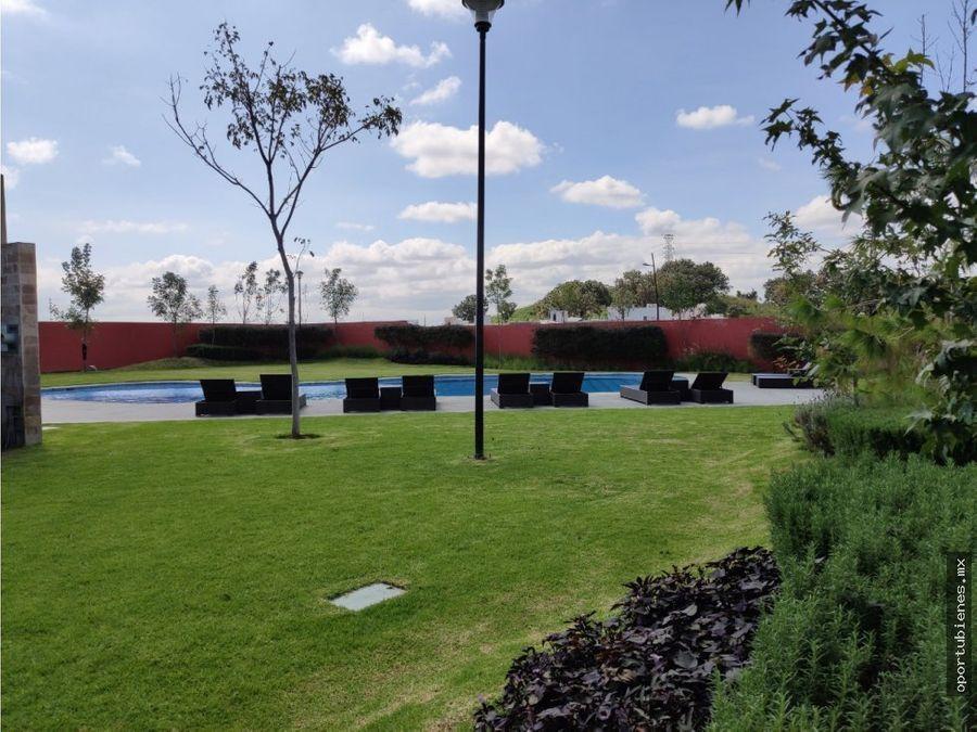 terreno 170b frente a parque en vitana residencial