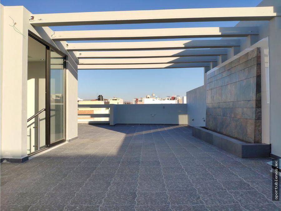 casa 96 c con roof garden