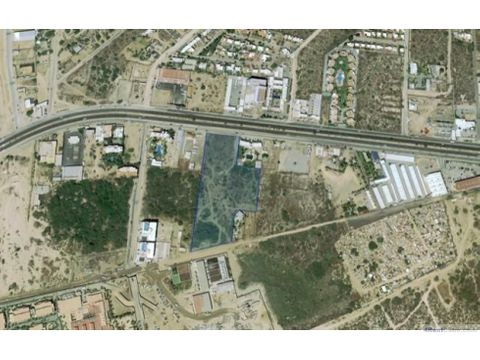 10925000 22295m2 carretera transpeninsular km 3 developer lot