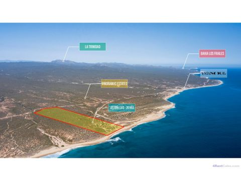 12000000 183432m2 best priced oceanfront lot east cape