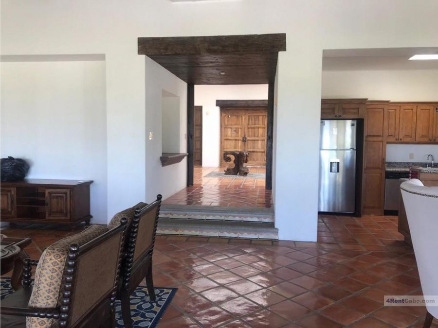 house for rent in cabo real 3200 usd