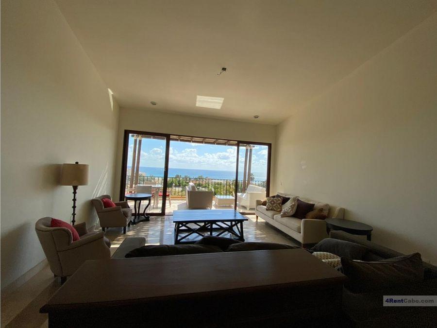 for rent top unit at campestre sjd 3200 usd