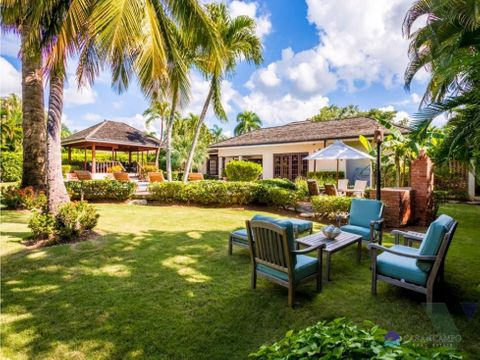luxury villa for sale casa de campo dr