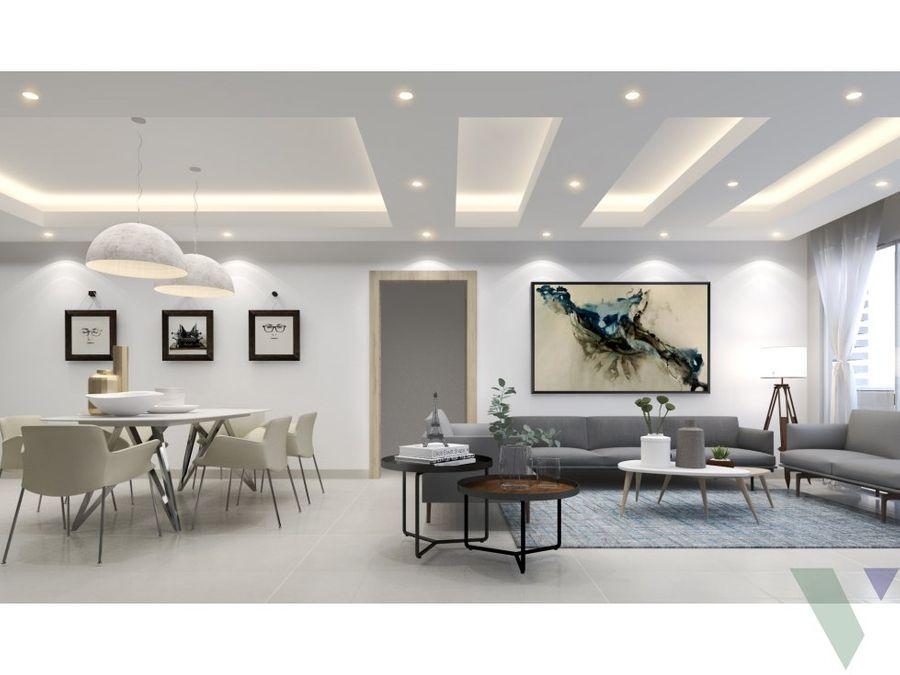 proyecto apartamentos 1 hab frente intec