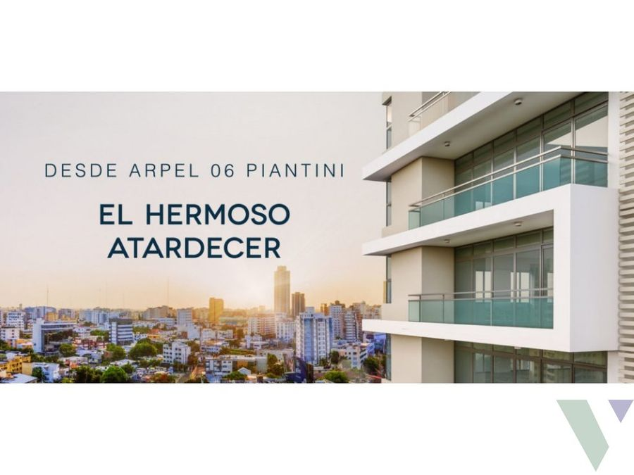apartamentos 1 habitacion piantini arpel 06