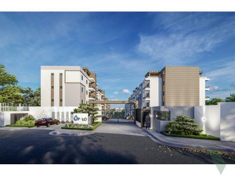 apartamentos en venta residencial opalo sto dgo oeste