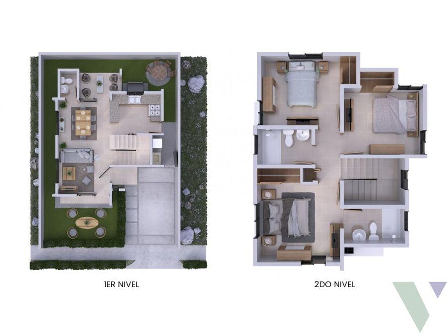 villas y casas en venta epic punta cana