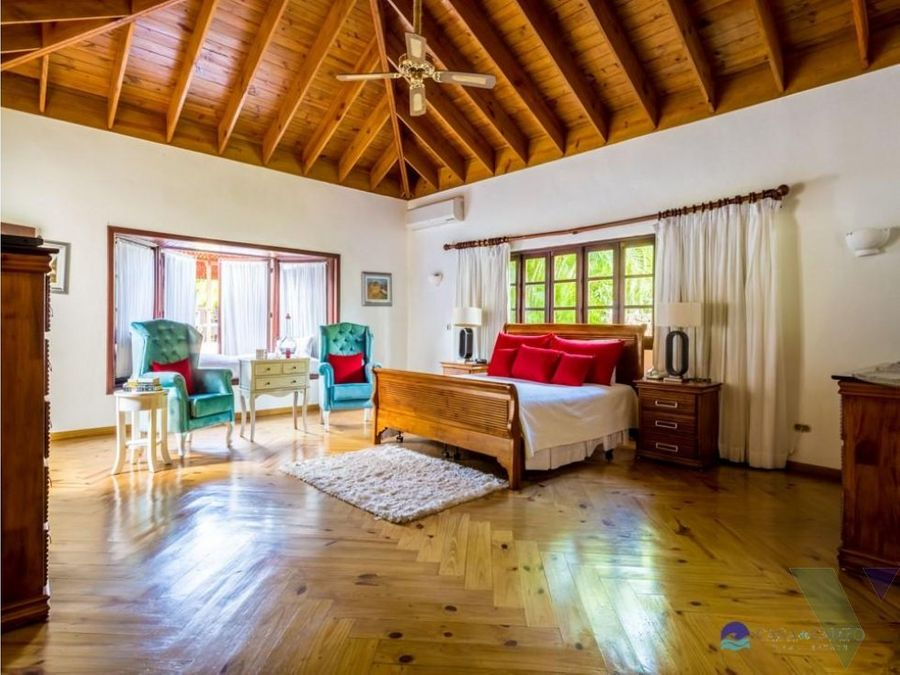luxury villa for sale casa de campo dr