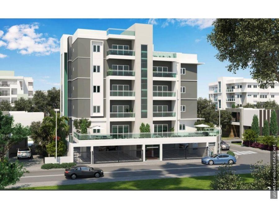residencial shaddai xi apatamento 3 habitaciones en los cacicazgos