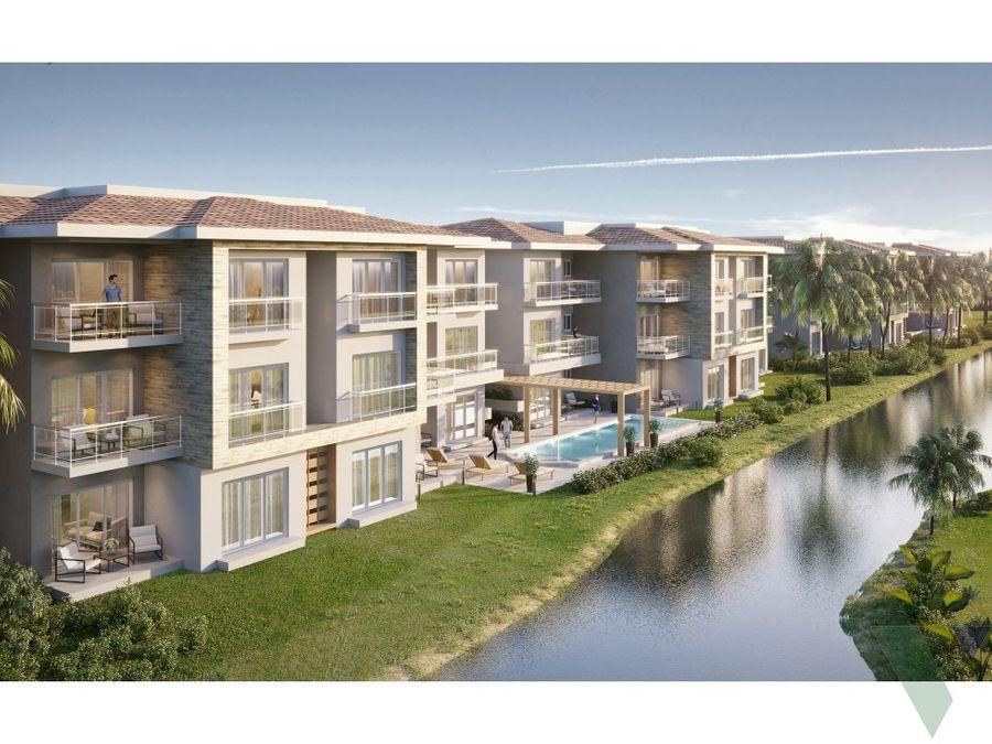 blue lake apartamento en venta campo de golf