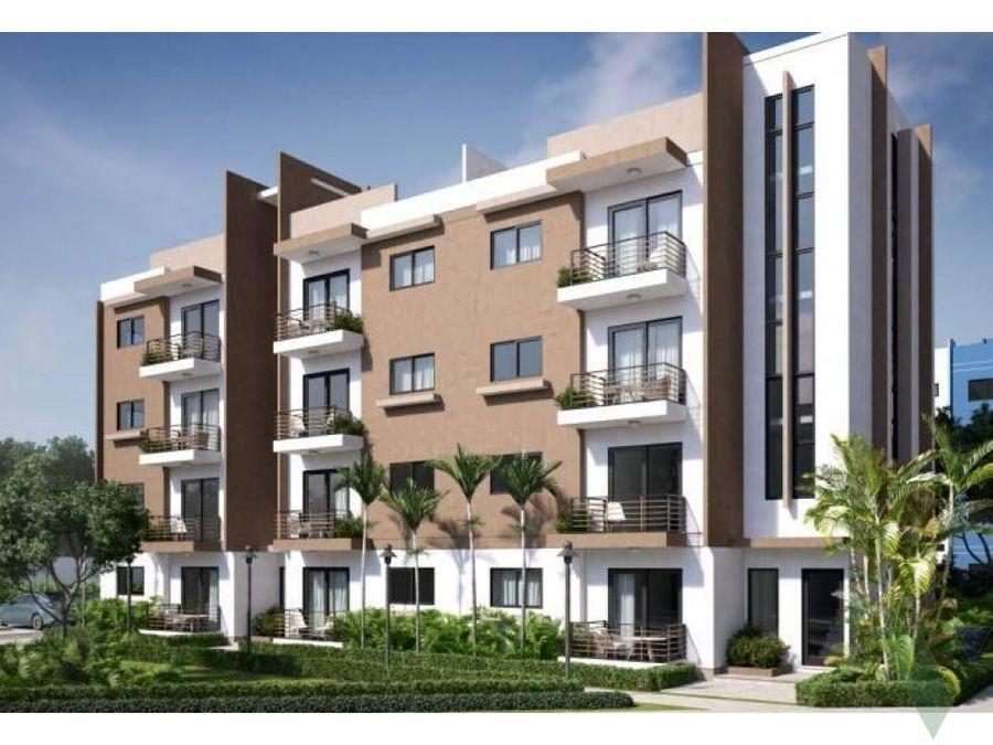apartamento en venta 3 hab residencial lp 09