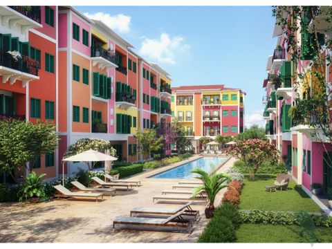 reserva real condo for sale 2 bedroom punta cana