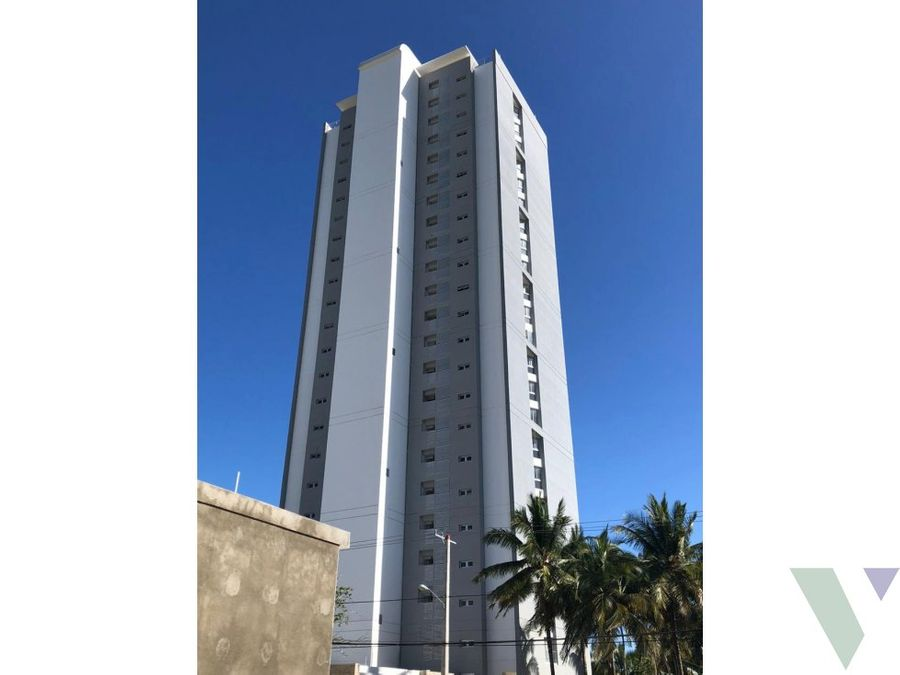torre aquarella apartamentos en la playa