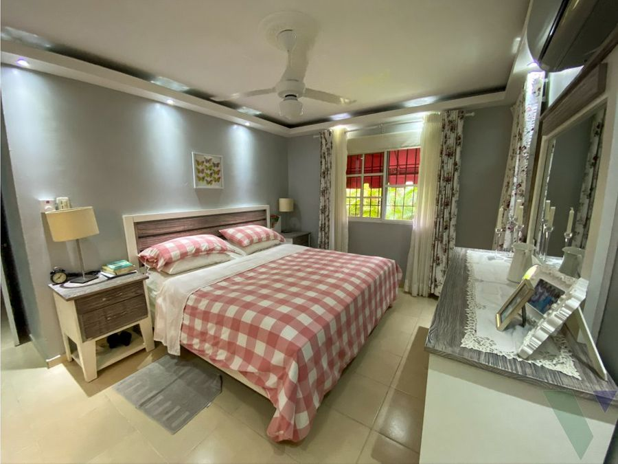 apartamento en venta con patio y terraza en ciudad real ii dn