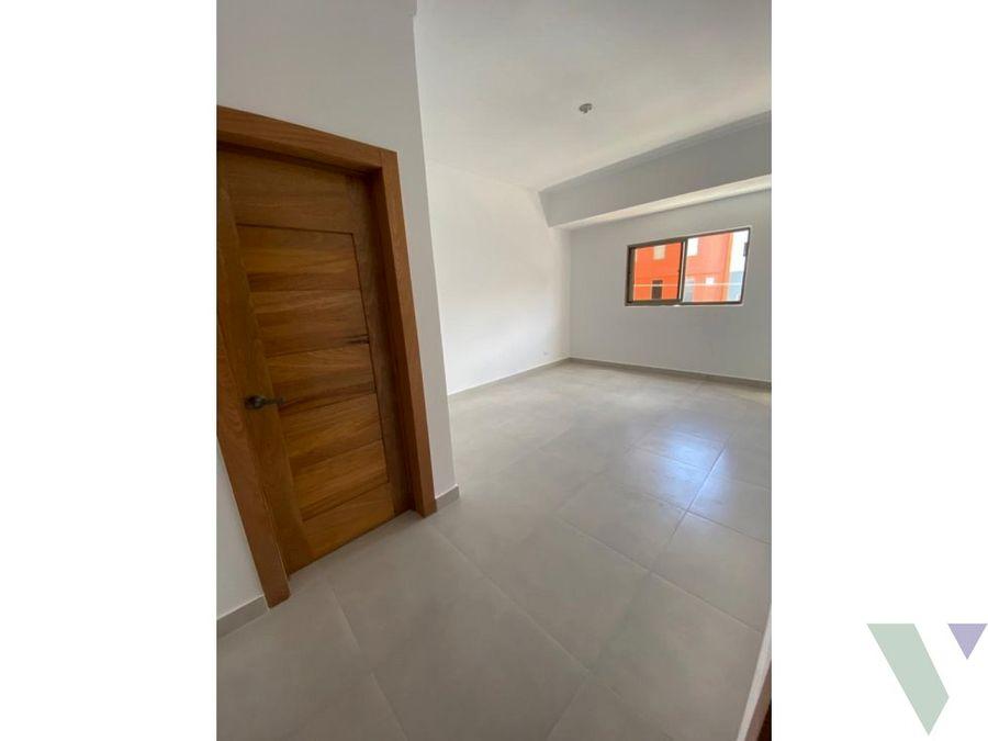 apartamento de 3 habitaciones nuevo evaristo morales