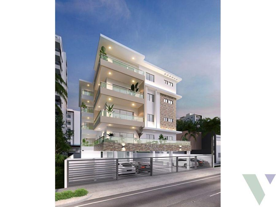 proyecto apartamentos en venta 2 y 3 hab los prados dn