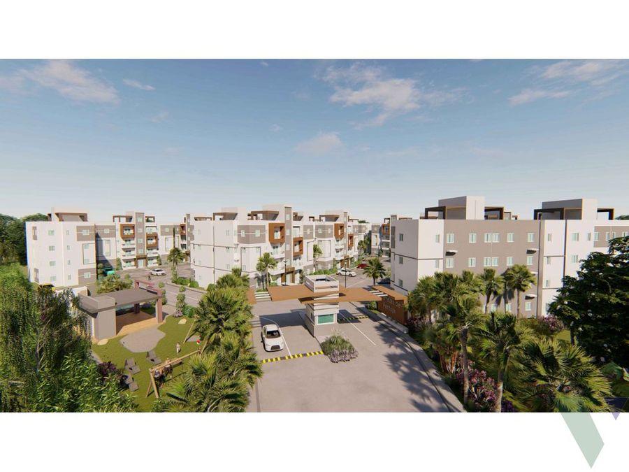 terrazas de pantoja con bono vivienda apartamentos en venta sdo