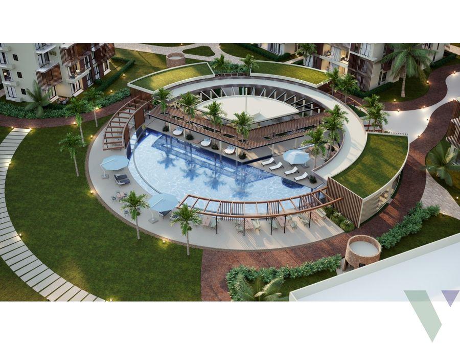 panorama lake apartamentos en venta en vista cana