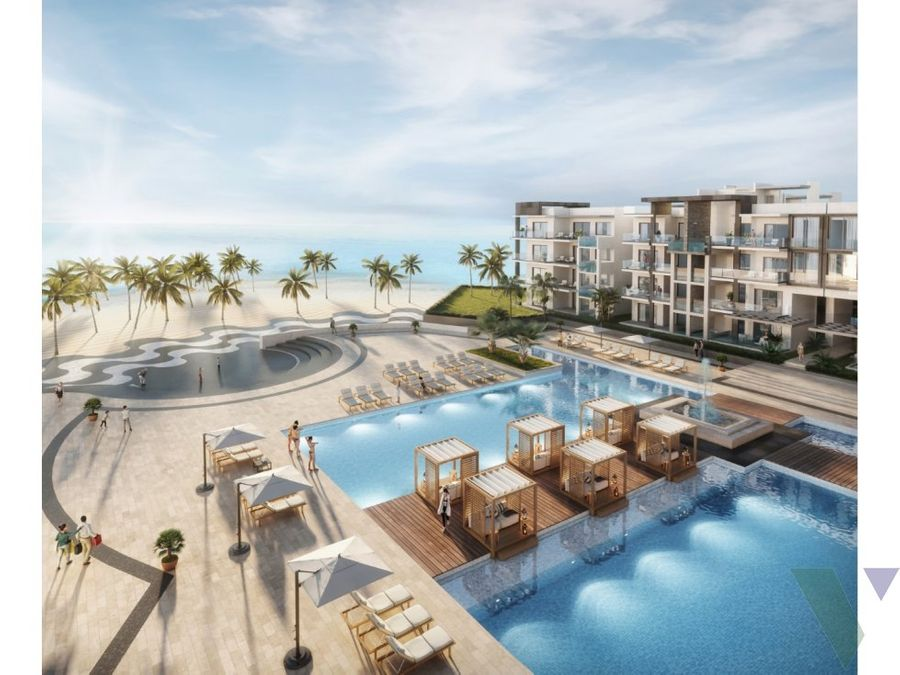ocean bay luxury beach residences punta cana 1bdr