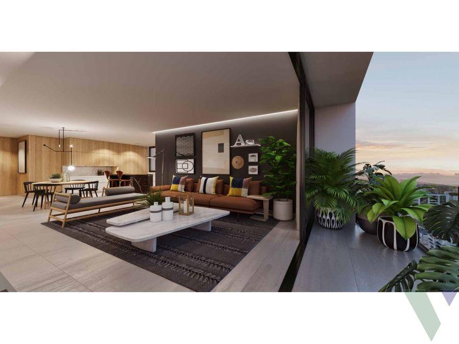 apartamentos venta piantini 1 hab altamar 9