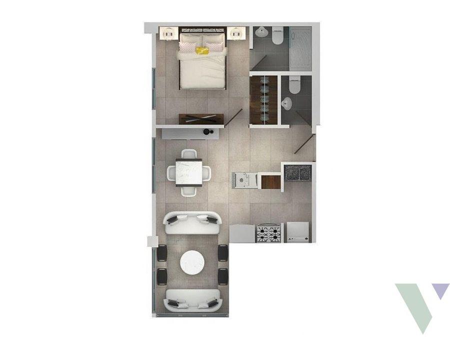 jeshua 6 apartamentos 2 hab renacimiento